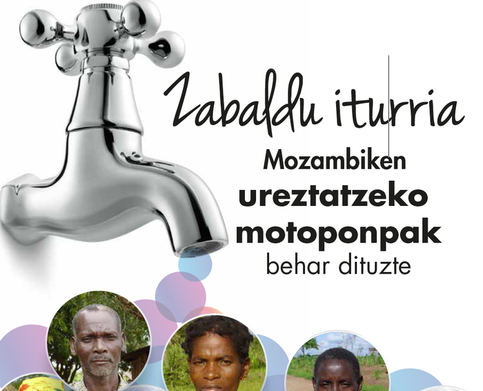Mozambikeko nekazariendako mikrokreditu kanpaina jarri du martxan Mundukidek