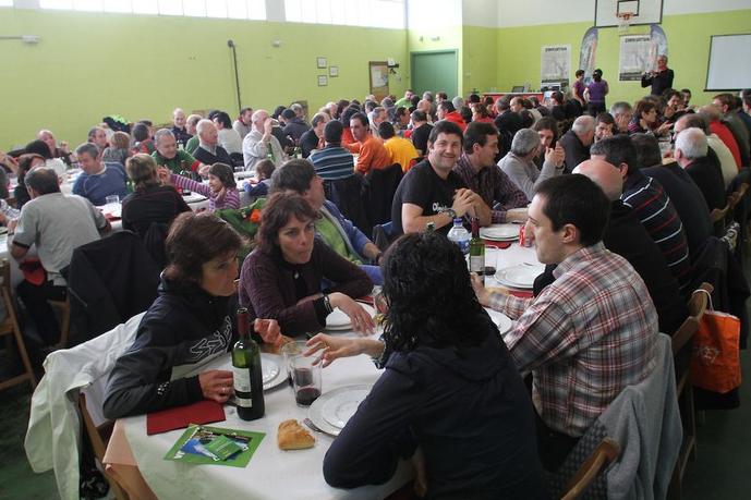 Euskal Herriko Mendi Federazioak martxoaren 15ean egingo du Finalista Eguna