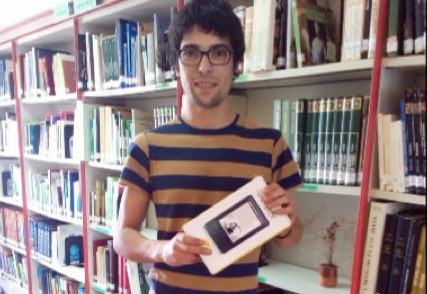Kepa de Vegak irabazi du Ezetz Igarri! lehiaketako liburu elektronikoa
