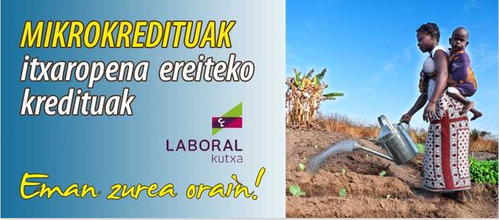 Mozanbiken esperantza ereiten jarraitu nahi du Mundukidek