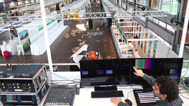 Euskal kulturari buruzko telebista tematikoa Durangoko Azokan, Goienaren eskutik