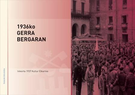 '1936ko gerra Bergaran' martxoaren 30ean argitaratuko dute digitalean