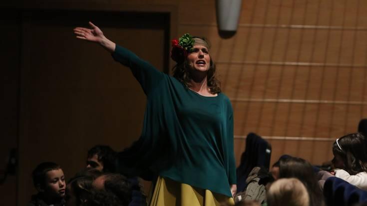 Musika eta ipuina batzen dituen opera