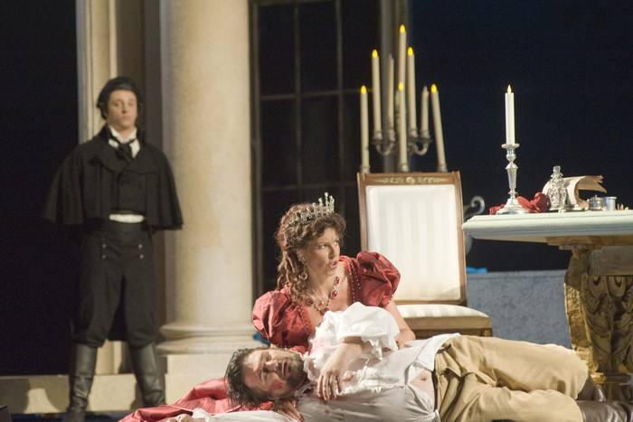 Pucciniren 'Tosca' martxoan, aurtengo opera saioan