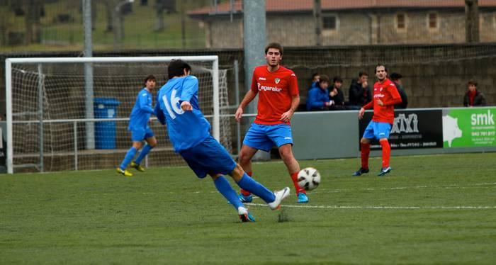 Tolosak hiru puntuak eraman ditu Oñatitik (1-2)