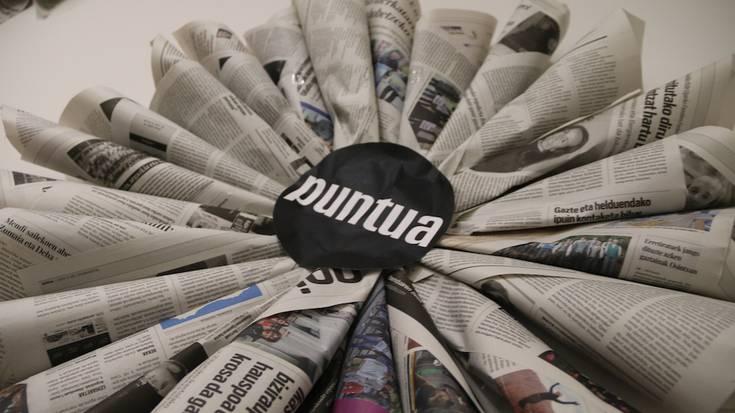 'Puntua'-ren aurkezpen ekitaldia