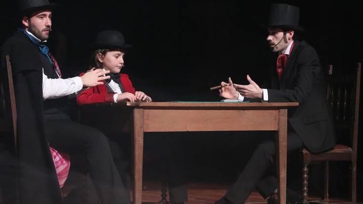 Ganbara Txikikoekin, munduari buelta musikatua egin dute Oñatin