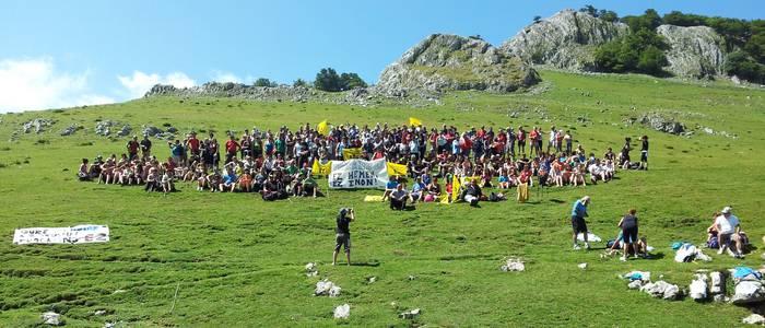 Frackingaren aurkako protesta egingo dute Urbian hilaren 31n
