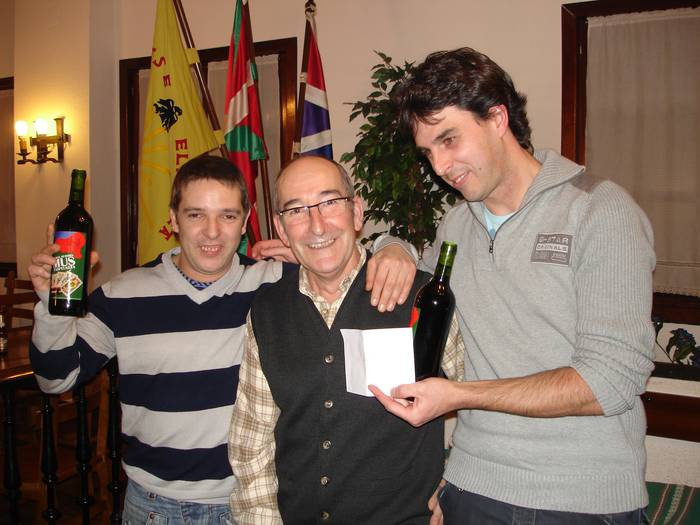 Euskal Herriko VI. Mus Txapelketako kanporaketa