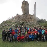 'Barcina de los Montes-Frias' mendi irteera