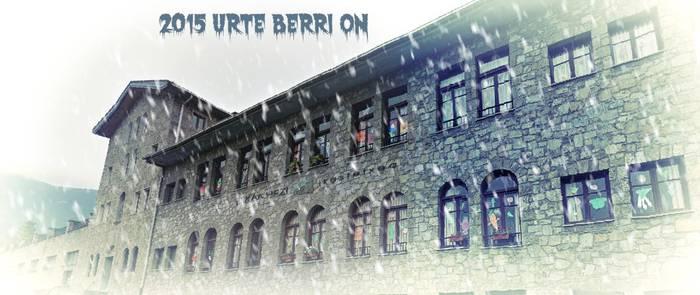 2015 URTE BARRI ON