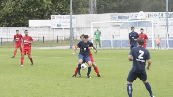 Antzuola da Bergara Hiria torneoko lehen finalista, etxekoei irabazita