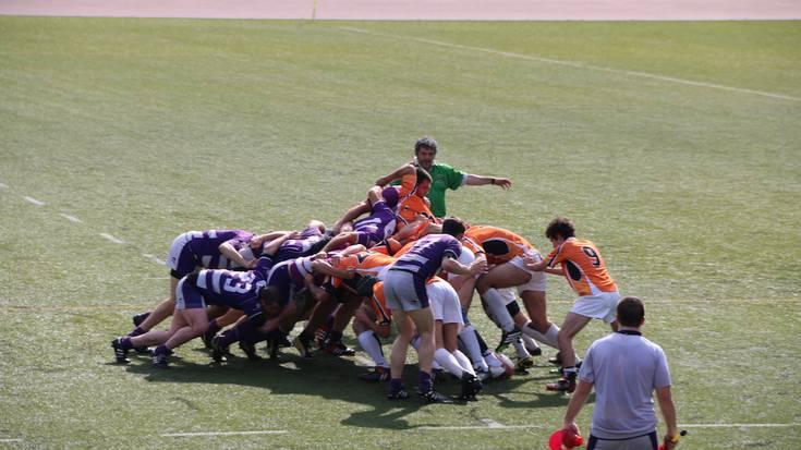 Arrasate Rugby Taldea 95-0 Funes