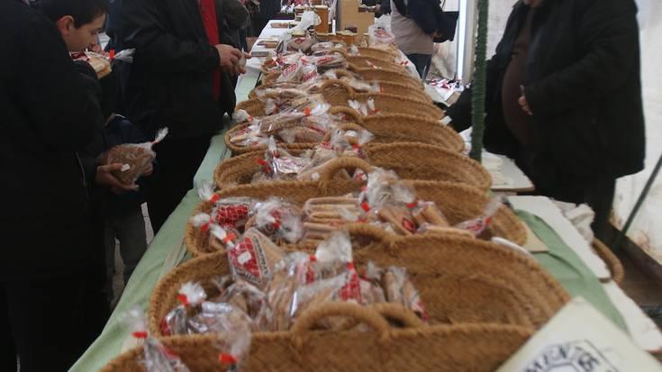 Napar Feria arrakastatsua San Antonioko plazan