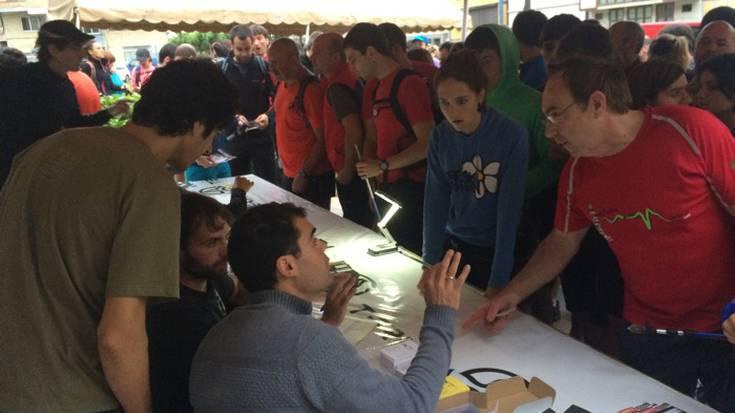Aiba! mendi martxa 2015