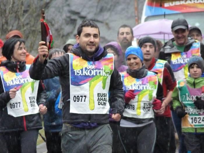 Herriko kilometro guztiak osatzeko azken ahalegina