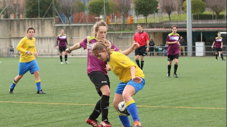 Arizmendik 3-1 irabazi zuen Urolaren kontra