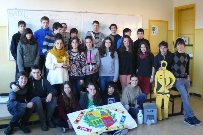 Arizmendi-Ikerlan eta Mondragon Unibertsitateko lau taldeak bikain aritu ziren First Lego Leaguean