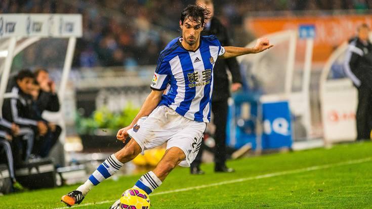 Euskal futbol derbia Aritz Gordoren begietatik
