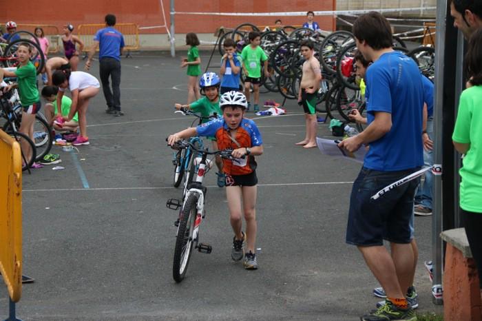 Bergarako I. triatloi txikia - 22