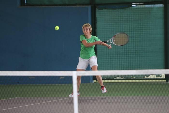 Anabel Mondragonek irabazi du Sanjuanetako tenis txapelketa