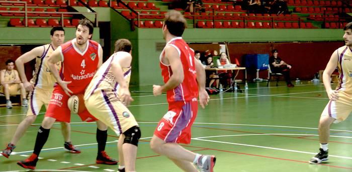 Partidu serioa eginda, 83-73 irabazi du Natra Oñatik
