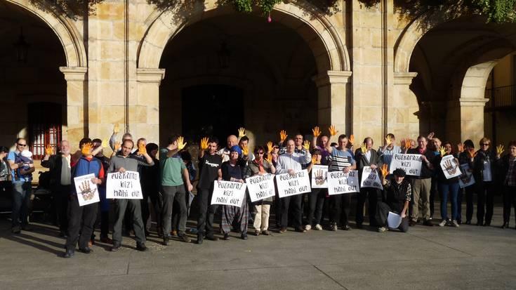 Eskaera judiziala Oñatiko Udalaren aurka, hizkuntz eskubide urraketa leporatuta