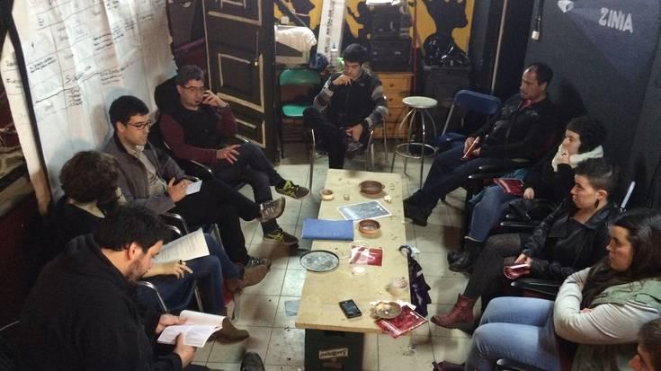 Gazteendako Lan Eskubideen Gida aurkeztu dute LABek eta Ernaik