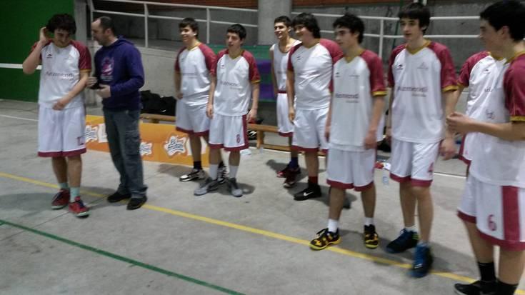Arizmendi, Copa Colegialen Erkidegoko finalera