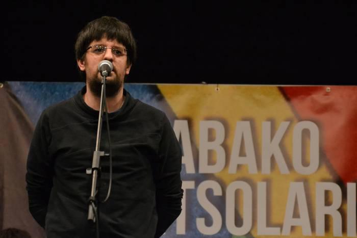 Manex Agirrek irabazi du Arabako Bertsolari Txapelketako Zigoitiko finalaurrekoa