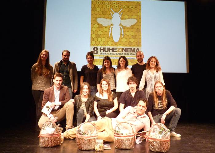 Luzatu egin dute Huhezinemako Basque Culinary Sailera lanak aurkezteko epea
