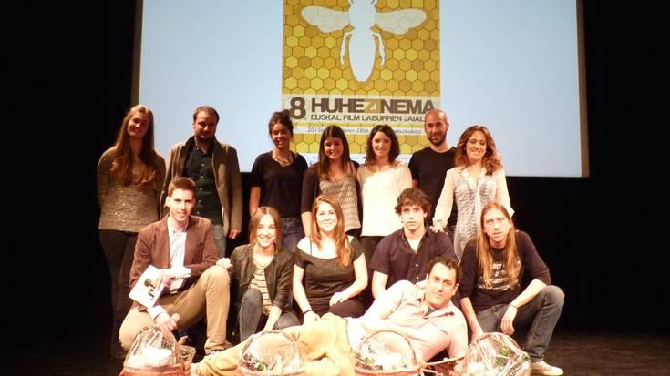 Huhezinema, erreferente bihurtzeko bidean doan euskal film laburren jaialdia