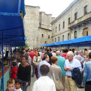 Festa giroa San Martin Azokan