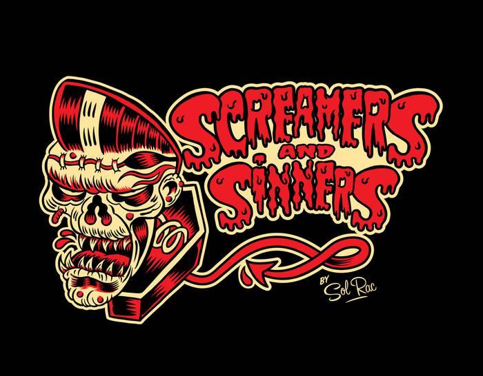 Screamers & Sinners taldearen emanaldia