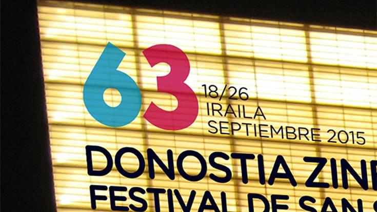 Donostia Zinemaldia 2015