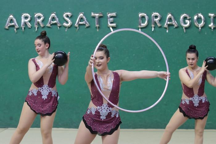 Ikasturte amaierako erakustaldia egin dute arrasateko gimnastek - 20