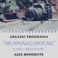 'Aramaixoarrak' argazki proiekzioa eskainiko du Alex Mendikutek