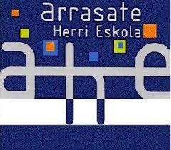 CEIP ARRASATE HERRI ESKOLA HLHI logotipoa