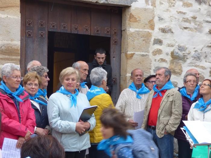 Txupinazoarekin eta trikitixa doinuekin hasiera eman diote San Martin jaiei - 9