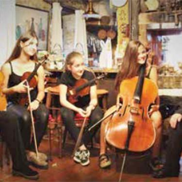 'Euskal kondairak musikarekin' ikuskizuna