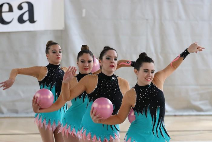 Maila bikaina gimnasia erritmikoko txapelketan - 60