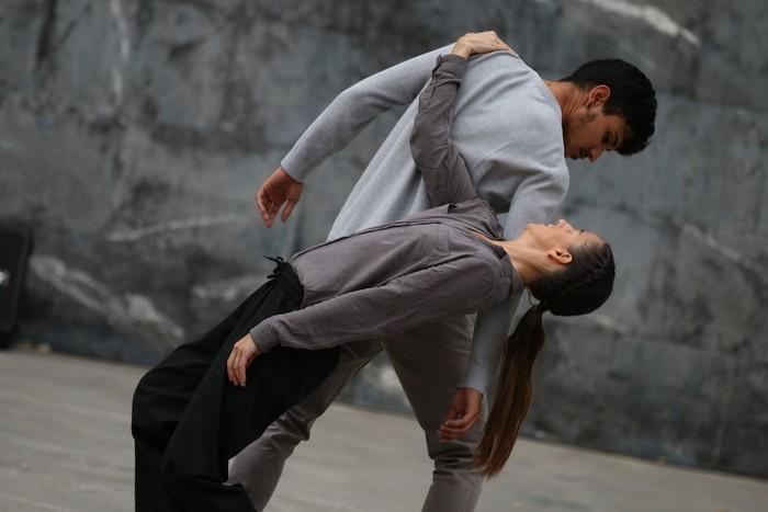 Gizarte utopiko baten dantza futurista - 1