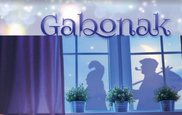 'Gabonak etxean norbait falta denean' hitzaldia