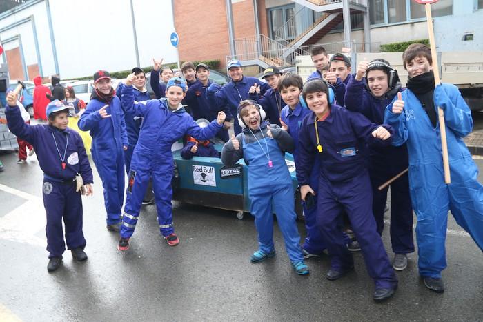Inauterietako desfilea Aretxabaletan - 31