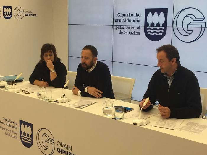 Aldundiak 2017-2020 Kirol Instalazioen Planerako 15,5 milioi euroko aurrekontua onartuko du