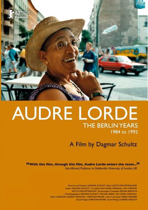 Audre Lorde. Los Años en Berlin 1984-1992