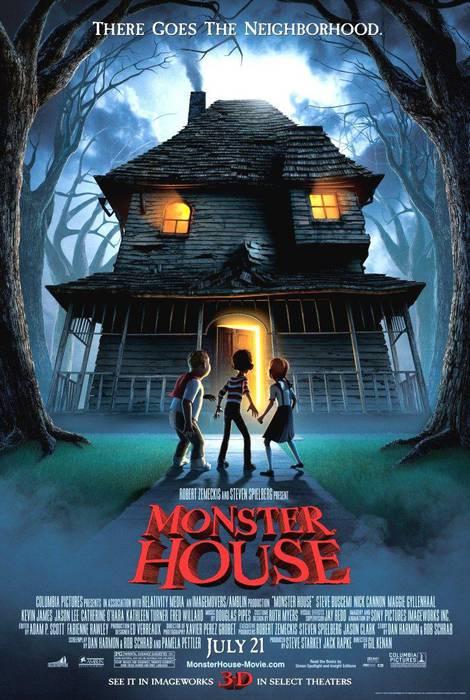 Zinema kalean: 'Monster house'