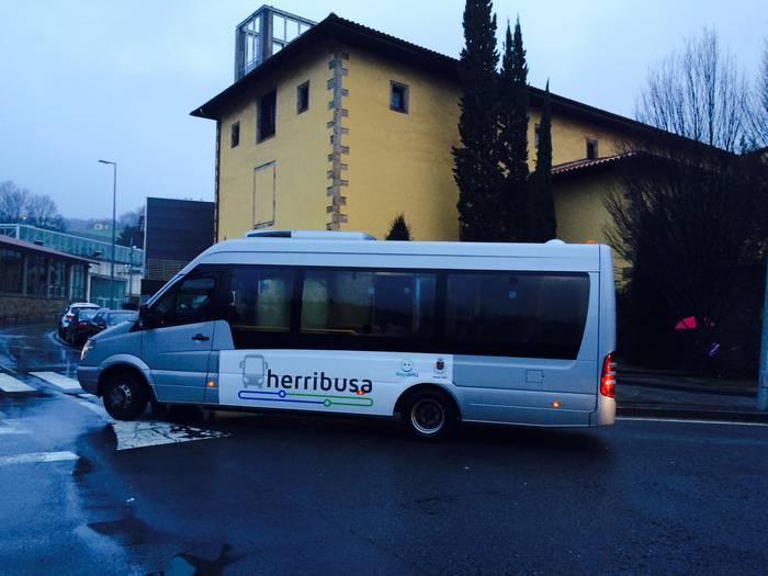Herribusa, San Martineraino