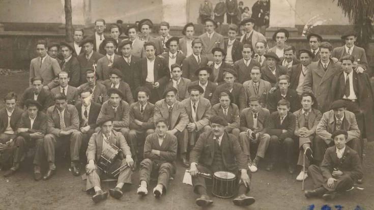 'Santa Ageda. 1931'