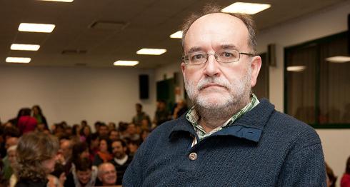 Carlos Taibo idazlearen 'Colapso' liburua aurkeztuko da Arrasateko Jai Zale elkartean
